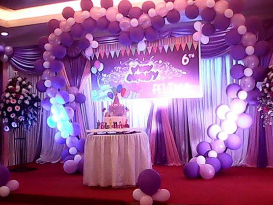Dekorasi Balon Ulang Tahun Jogja